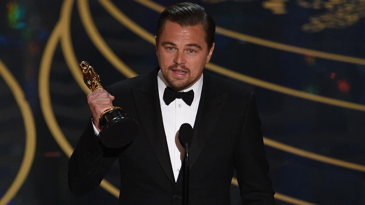 Chủ nhân bức tượng vàng Oscar lần thứ 88 của hạng mục Nam diễn viên chính xuất sắc nhất.
