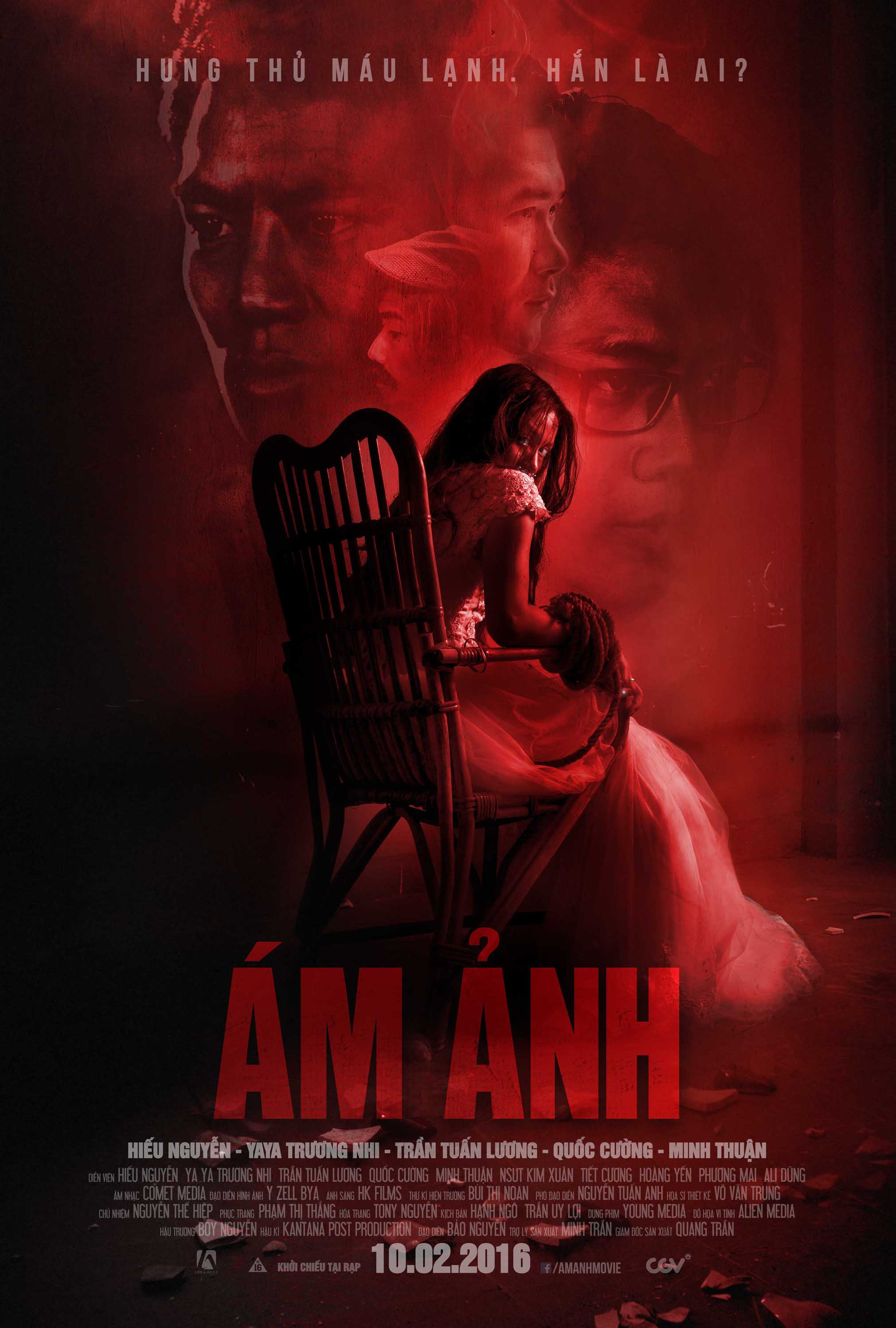 AM ANH - Payoff Poster