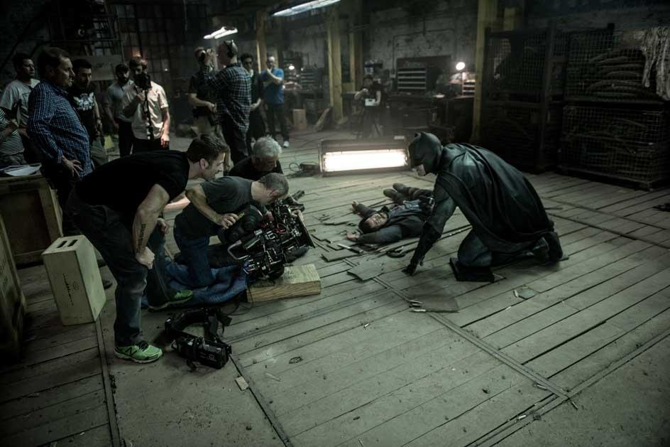 Những hình ảnh đầu tiên của bộ phim đang được hé lộ