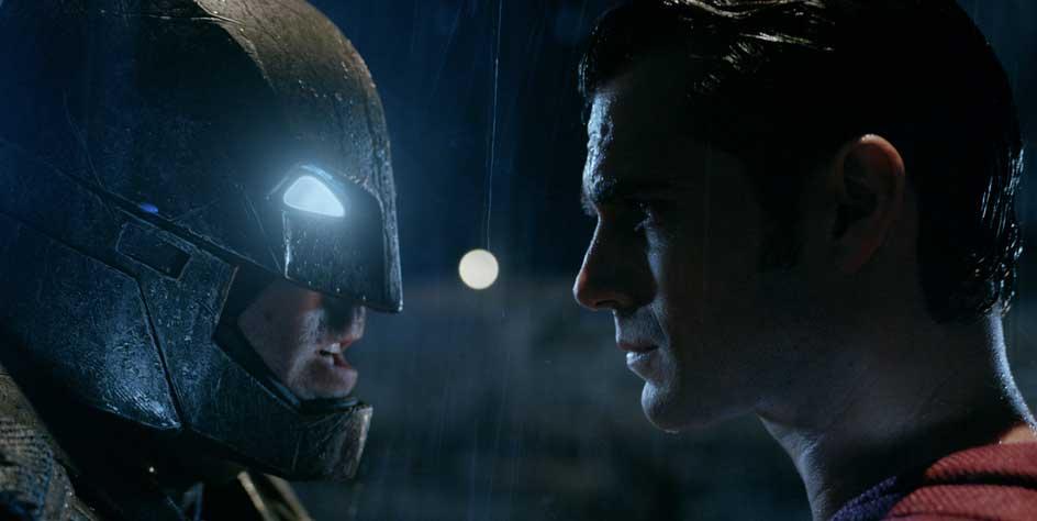 Cuộc chiến của 2 vị hiệp sĩ Superman và Batman