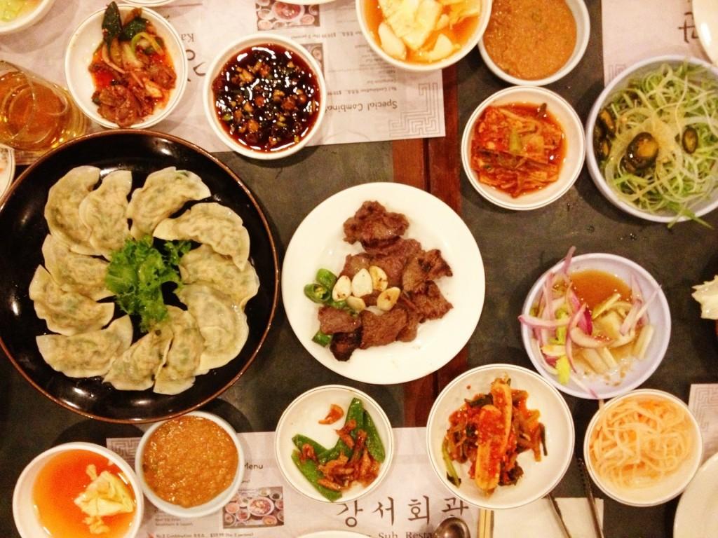 Món ăn cổ truyền ngày tết Hàn Quốc