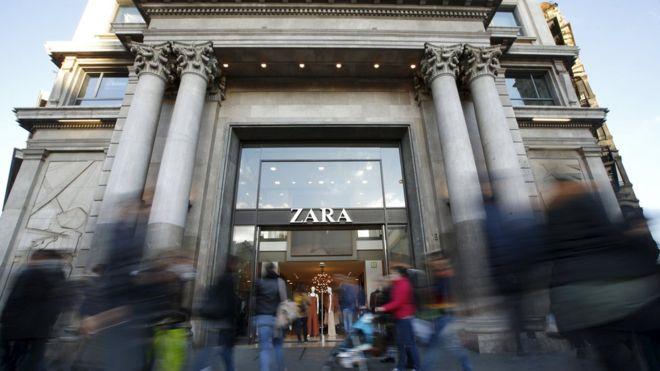 Châu Á đang là thị trường tiềm năng của Zara. Ảnh: Reuters.