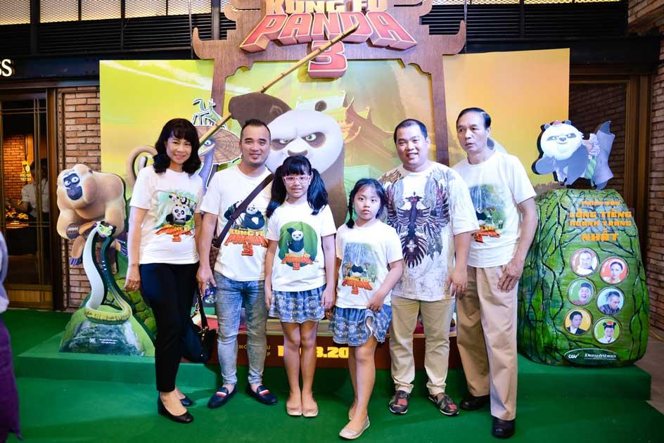 Gia đình nhạc sỹ Minh Khang