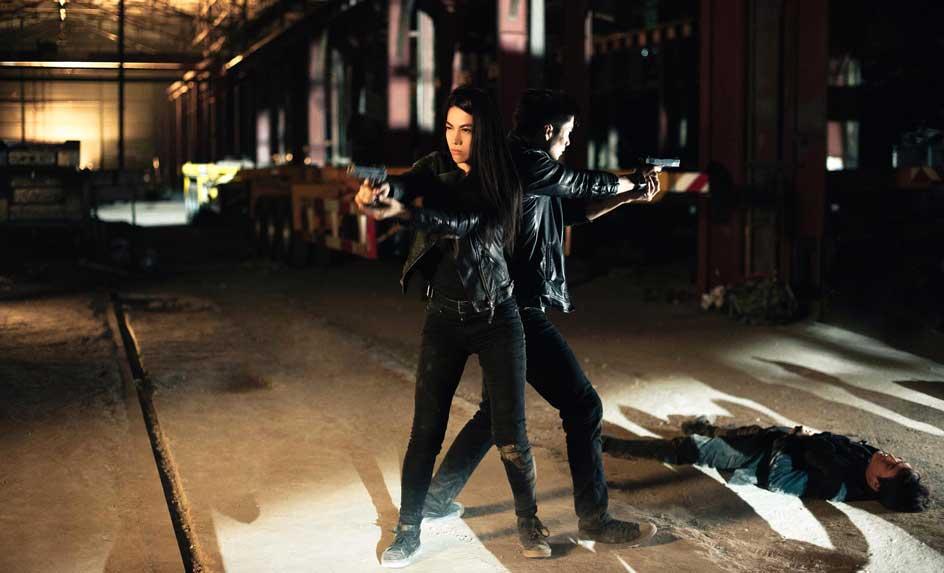 Nữ diễn viên Trương Ngọc Ánh trong Truy Sát