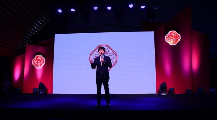 Tổng Giám đốc Shiseido Việt Nam phát biểu khai mạc