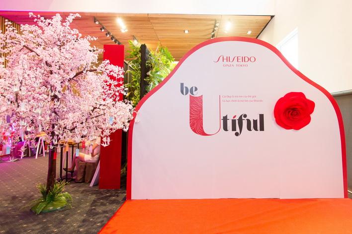 Không gian đầy màu sắc nghệ thuật và mang đậm tinh thần Nhật Bản đương đại