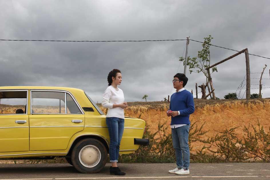 Phim có những cảnh quay đẹp và lãng mạn