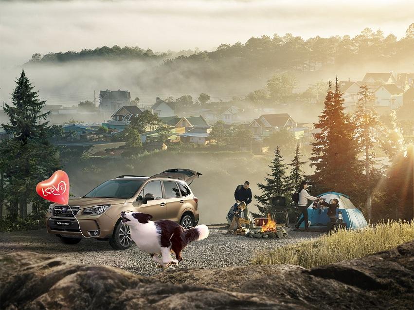 Người tham gia đăng ký và chia sẻ những câu chuyện của mình về cuộc sống gia đình, những chuyến dã ngoại, những cảm xúc khi đồng hành cùng Subaru, hay bất cứ niềm say mê nào về công nghệ của Subaru.