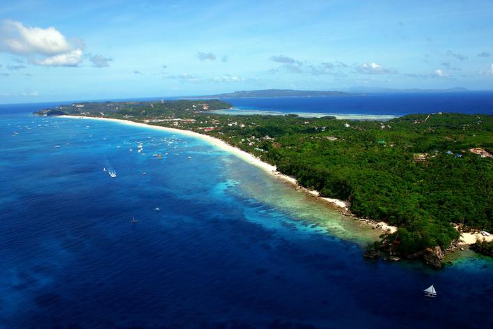 Boracay - Một trong những thiên đường du lịch hè của Philippines
