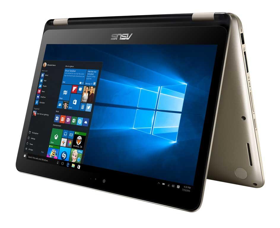 VivoBook Flip TP301UA đáp ứng những yêu cầu mang tính di động