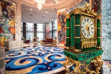 The Reverie Saigon - Lobby - Baldi Clock