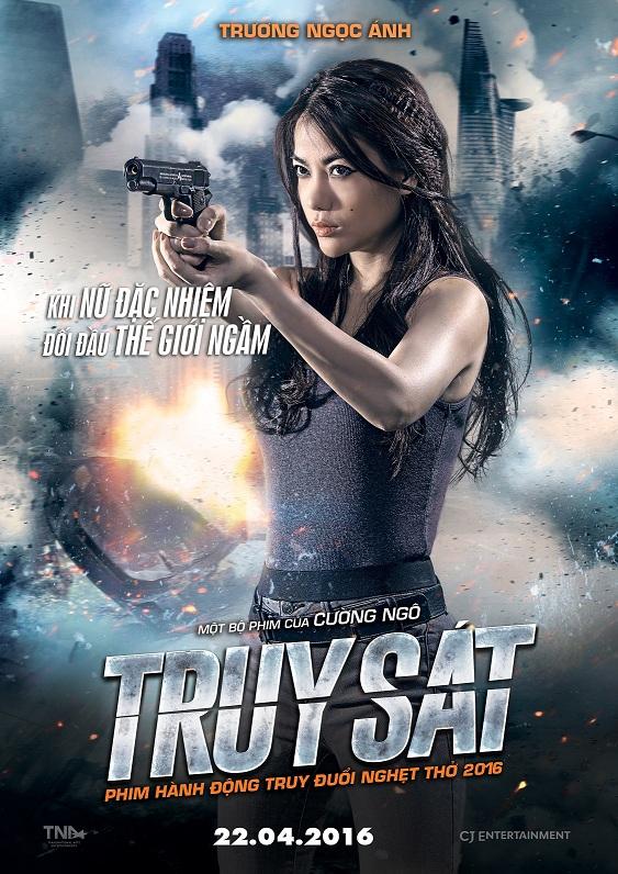 teaser poster Truy Sat