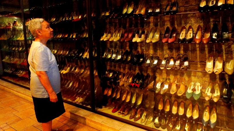 Bảo tàng giày Marikina luôn khiến bạn bị mê hoặc
