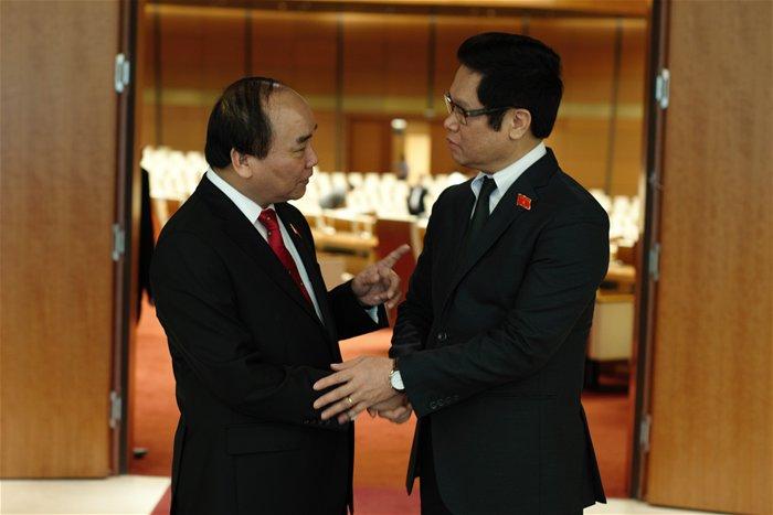 Thủ tướng Nguyễn Xuân Phúc cho phép VCCI phối hợp với Văn phòng Chính phủ tổ chức Hội nghị Thủ tướng gặp doanh nghiệp năm 2016.