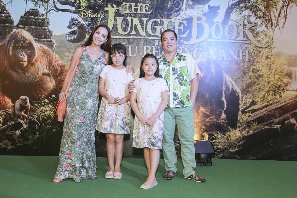 Gia đình Minh Khang, Thúy Hạnh