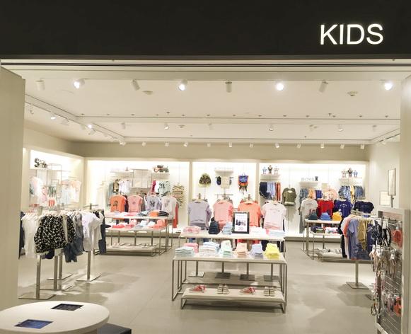Dòng sản phẩm Mango Kids lần đầu tiên có mặt tại thị trường Tp.HCM