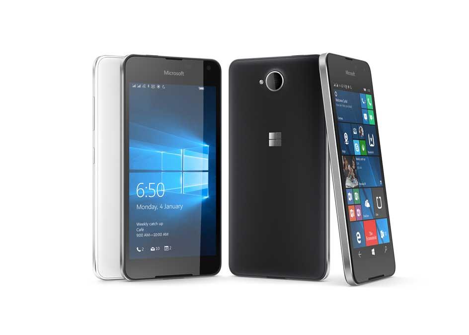 Lumia 650 vừa được giới thiệu tại thị trường Việt Nam