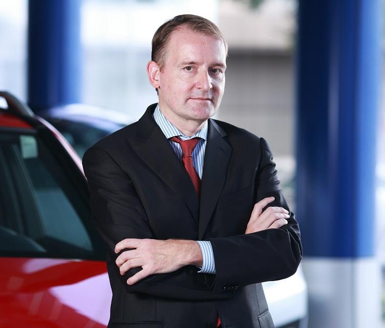 Ông Michael Behrens, Tổng giám đốc Mercedes-Benz Việt Nam, Chủ tịch mới của EuroCham.