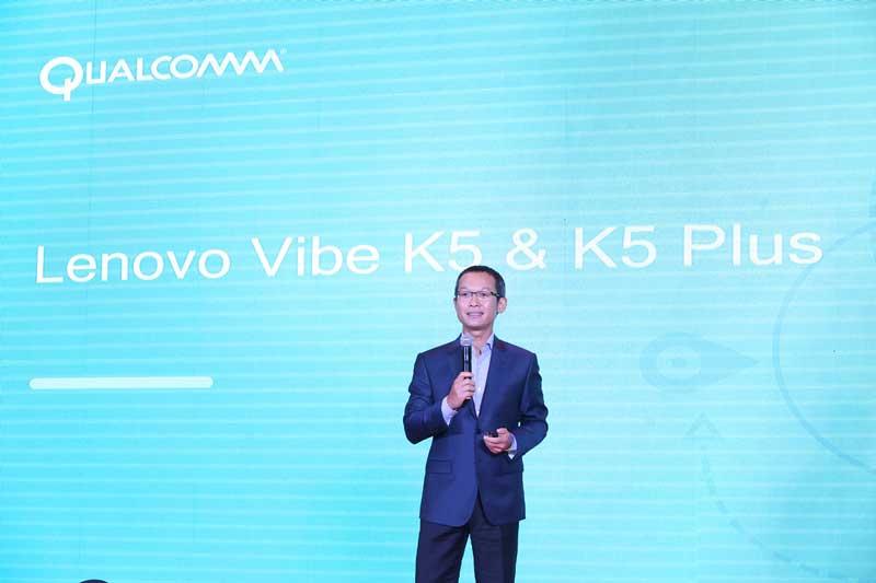 Ông Thiều Phương Nam, CEO Qualcomm Việt Nam chia sẻ tại sự kiện