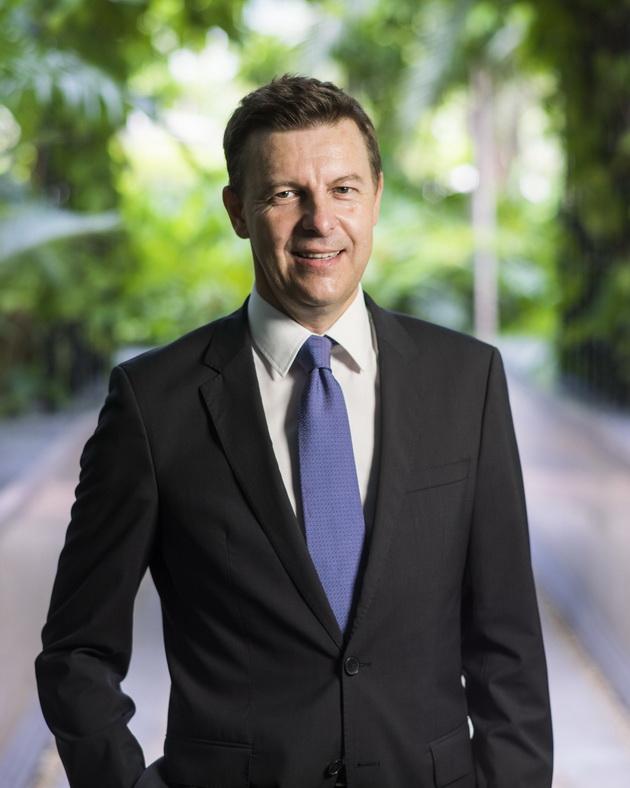 Ông Frederic Boulin mang quốc tịch Pháp và có kinh nghiệm hơn 20 năm trong ngành quản lý khách sạn cao cấp.