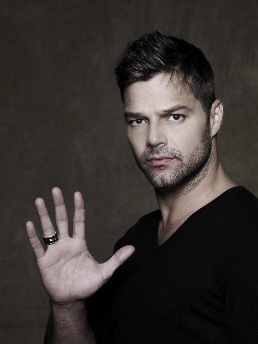 Nam ca sĩ Ricky Martin