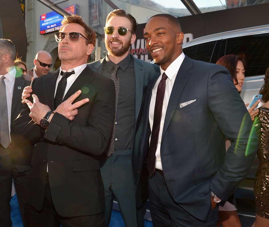 Bộ ba Robert, Chris và Anthony