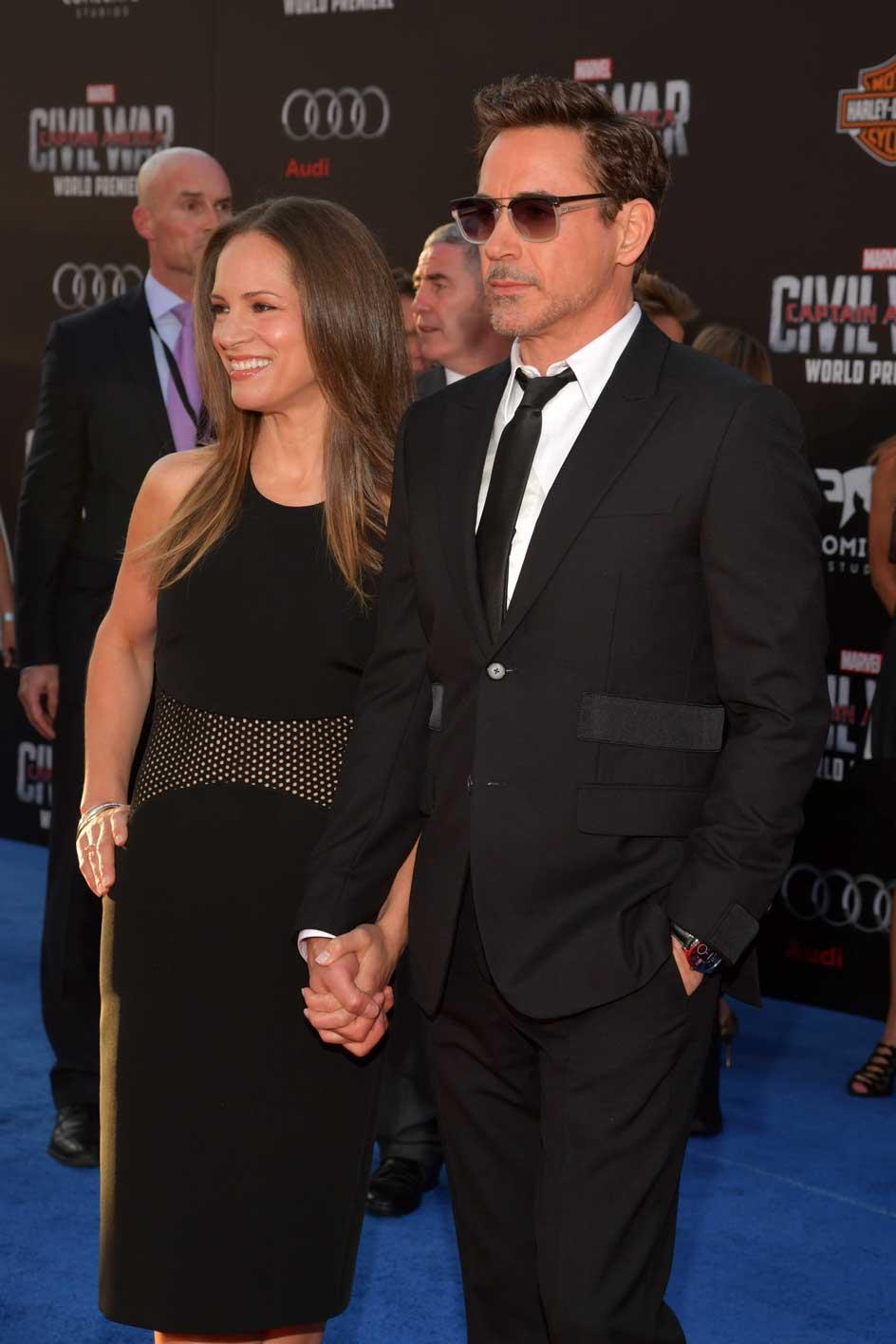 Nam diễn viên Robert Downey