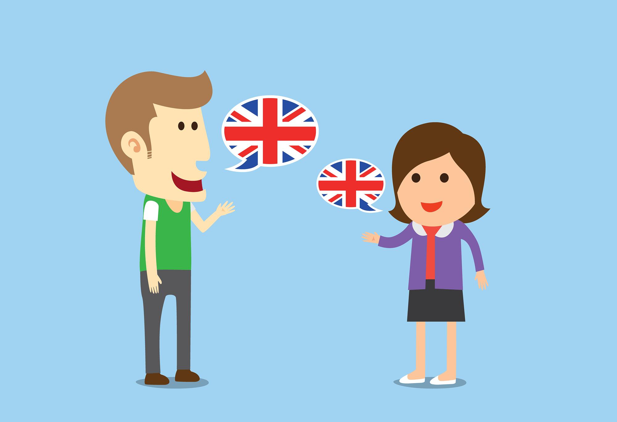Việc thường xuyên sử dụng ngôn ngữ này sẽ giúp bạn có những phản xạ tốt hơn trong việc nói tiếng Anh.