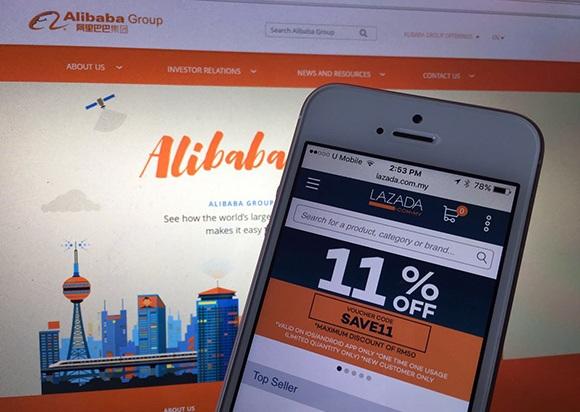 Alibaba đã chi 500 triệu USD để thâu tóm Lazada.