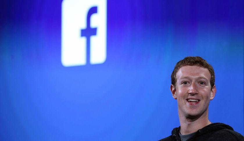 Mark Zuckerberg đã khởi động dự án Internet.org vào giữa năm 2013. Ảnh: Justin Sullivan/Getty Images.