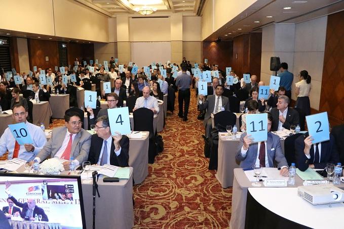 Theo báo cáo tại Hội nghị thường niên, số lượng thành viên đã tăng lên 920 người.