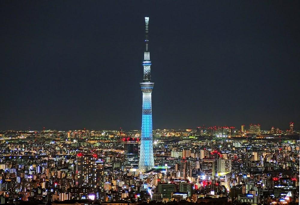 Tokyo Sky Tree (Nhật Bản) hiện là tháp truyền hình cao nhất thế giới. Đây là ngọn tháp truyền hình cao nhất thế giới được kỷ lục Guiness công nhận vào ngày 17/11/2011 với chiều cao 634 m.