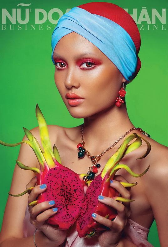 Trang phục Le Rustique Chic, trang sức: Camel Accessories