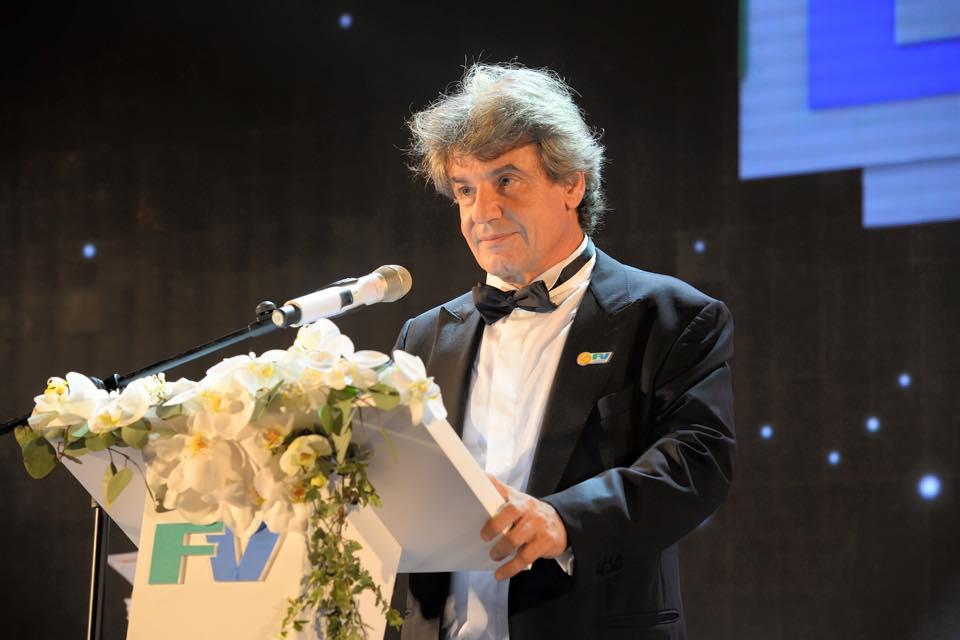Ông Jean Marcel Guilllon - Tổng giám đốc Bệnh viện FV.