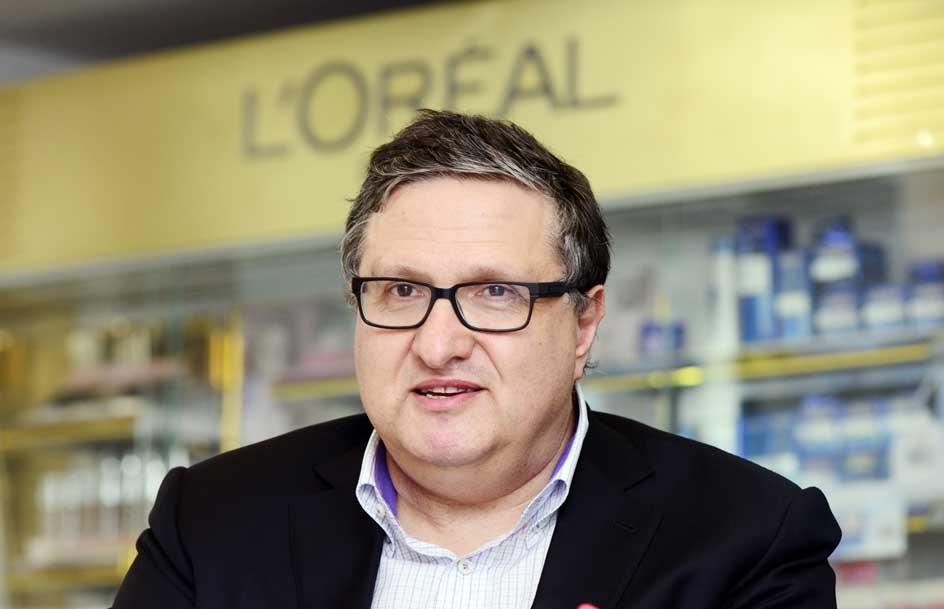 Ông Emmanuel Lulin – Phó Chủ Tịch kiêm Giám đốc Đạo đức Kinh Doanh của Tập đoàn L'Oréal.