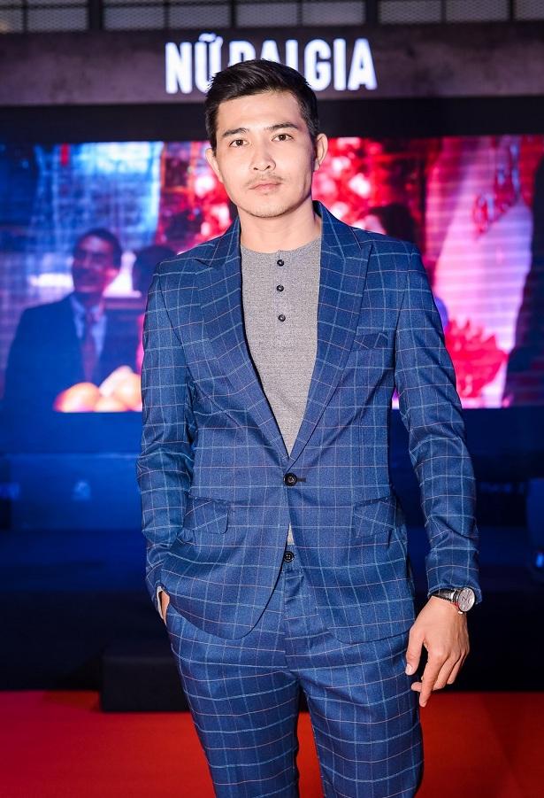 Diễn viên Quang Sự.