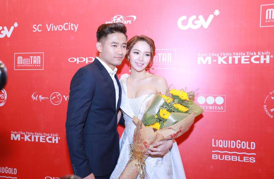 Quý Bình và Minh Hằng