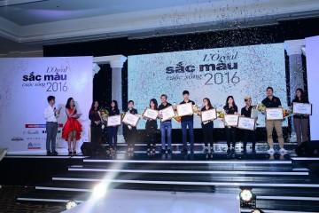 10 thí sinh lọt vào vòng chung kết cuộc thi.