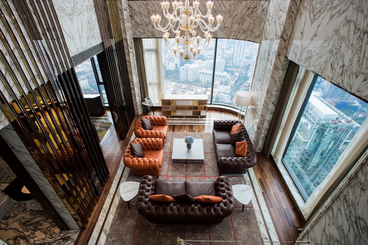 The Reverie Saigon - Saigon Suite - Living Room - Overview_resize