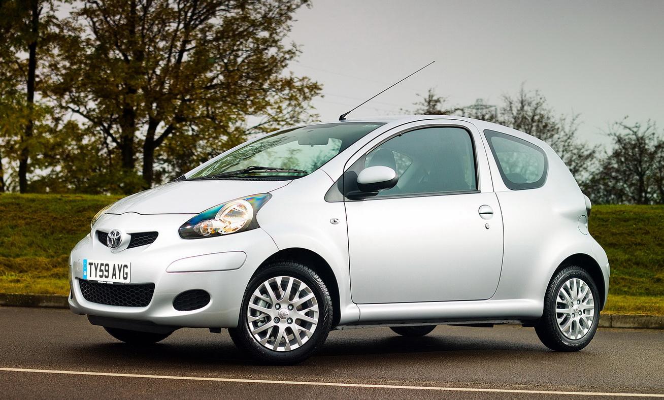 Toyota Aygo có mức tiêu thụ nhiên liệu chỉ bằng 1 chiếc Honda SH