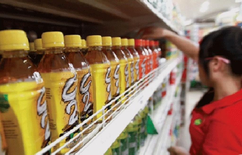 LOTTE Mart đang làm việc với nhà cung cấp URC để tiến hành thu hồi sản phẩm.