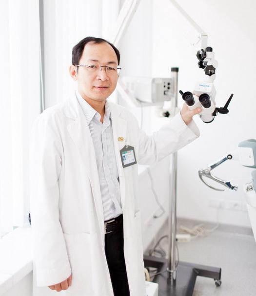 BS Nguyễn Quảng Đại, Trưởng khoa Tai-Mũi-Họng, Bệnh viện FV