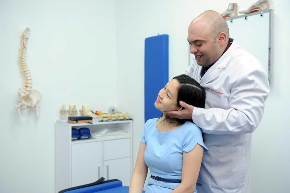 ACC – Phòng khám chuyên khoa trị liệu thần kinh cột sống Hoa Kỳ là phòng khám đầu tiên về chuyên khoa này tại Việt Nam.