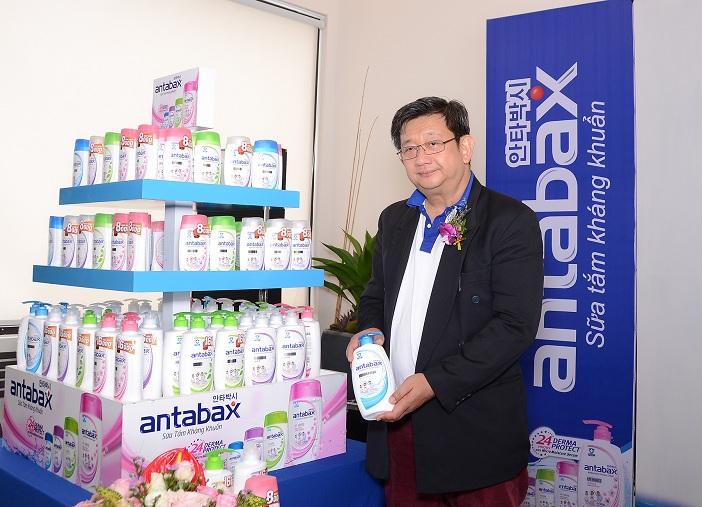 Ông Khoo Hong Cheng Cedric, Tổng Giám đốc Lam Soon Vietnam.