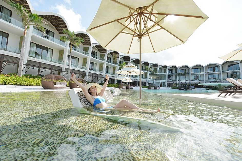 The Shells Resort & Spa Phú Quốc vừa được chứng nhận là một trong những khu nghỉ dưỡng 5 sao có chất lượng phục vụ tuyệt vời