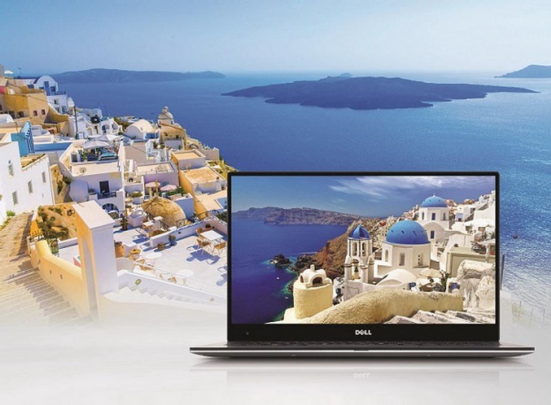 XPS 13 được trang bị màn hình 4K sắc nét, mang lại hình ảnh chân thực, sống động.