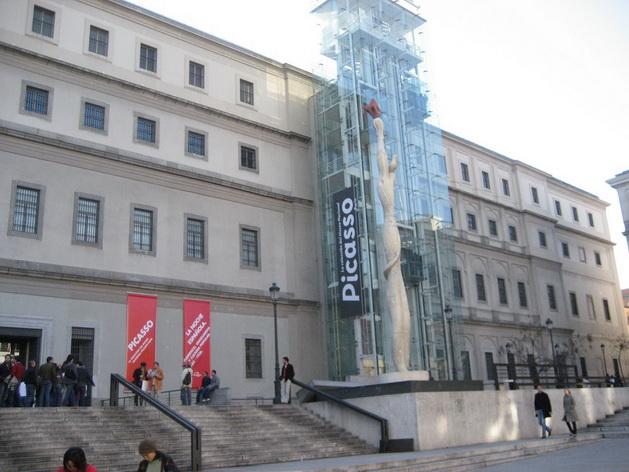 Bảo tàng Picasso ở Madrid