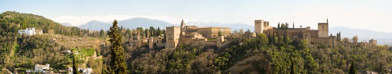 Quần thể cung điện và vườn tược Alhambra