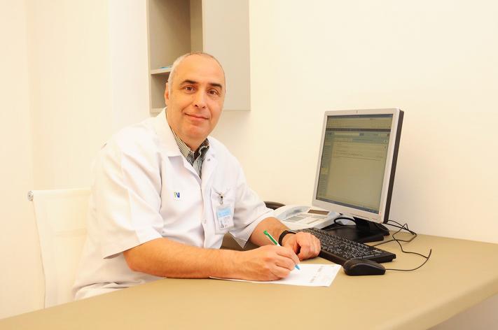 Bác sĩ Pascal Oxeda