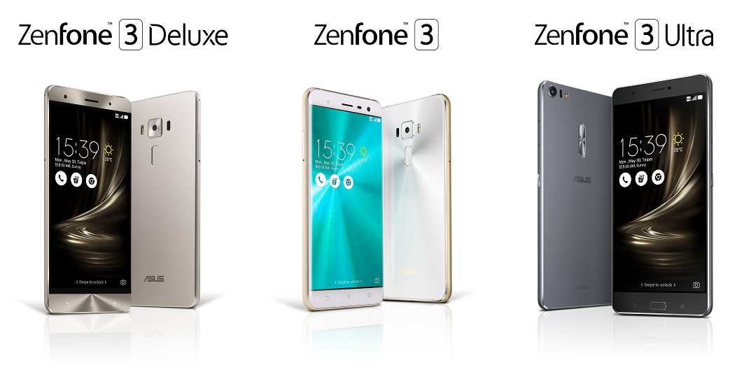 Zenfone 3 có nhiều phiên bản hướng đến nhiều đối tượng người dùng khác nhau.